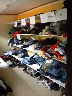 Kleidercontainer